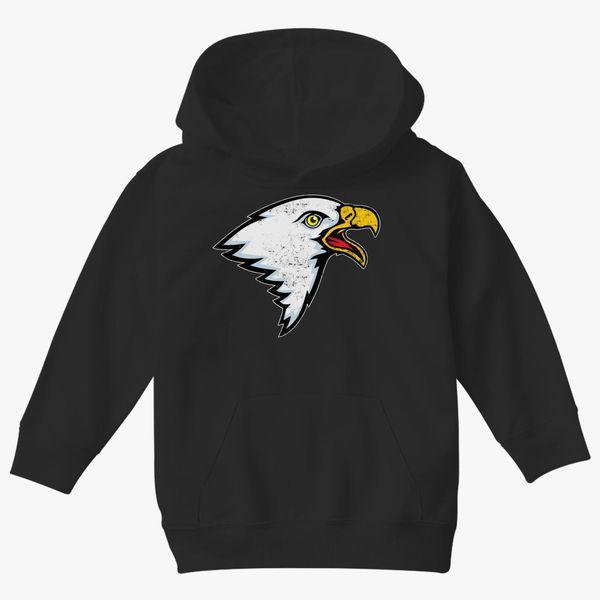 Small Screaming Eagle Hoodie