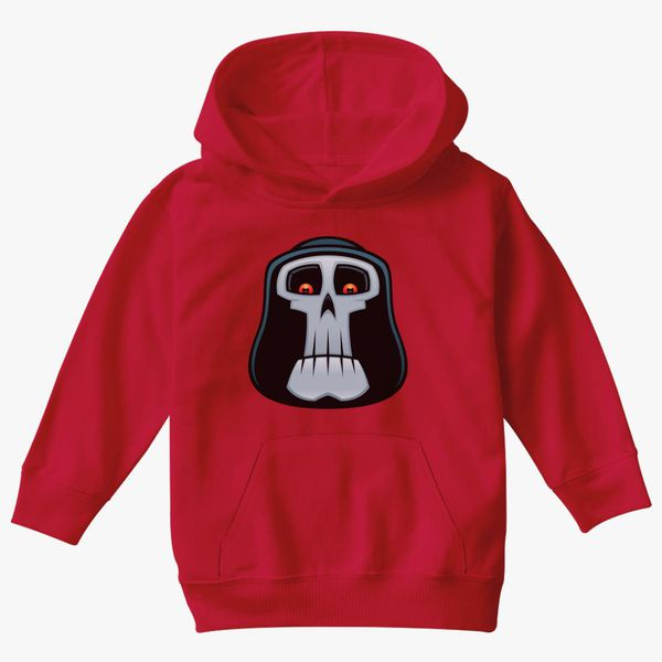 The Dark Reaper Shirt Roblox Grim Reaper Kids Hoodie Kidozi Com