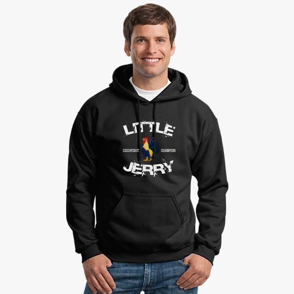 92a3173e Little Jerry Cockfight Champion Unisex Hoodie | Kidozi.com