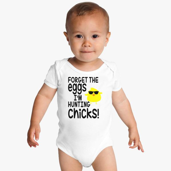 0552e3d87 Easter Outfit Baby Boy Chicks Baby Onesies | Kidozi.com