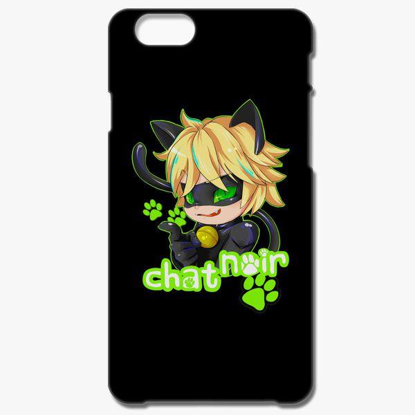 more photos 58f71 9444c Chat Noir iPhone 6/6S Case - Kidozi.com